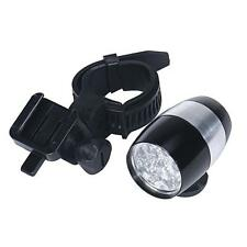 Waterproof Bike Cycling Head Lamp 6 LED Light Bicycle Flash Safety Black NEW