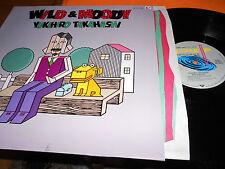 Yukihiro Takahashi – Wild & Moody LP Pick Up Rec. – LPU 013 ,OIS von1984