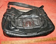 Large Black Guess Enchanted Women's Purse