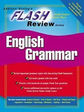 NEW - Flash Review for Introduction to English Grammar