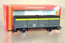HORNBY R156 BR ENGINEERING 45 TON ZRA VAN WAGON 200514 MINT BOXED nh