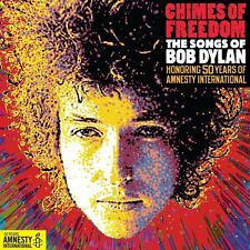 Chimes of Freedom: Songs of Bob Dylan 4 CD Johnny Cash Adele Mark Knopfler e molto altro n