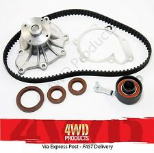 Water Pump / Timing Belt kit - Jackaroo UBS73 3.0TD 4JX1 (98-04)