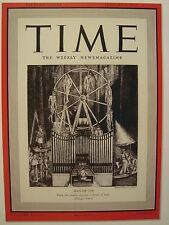 HITLER MAN OF 1938 MAN OF THE YEAR TIME MAGAZINE COVER PAGE PHOTO FROM TIME BOOK