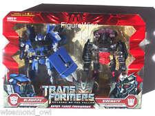 TransFormers ROTF Super Tuner Throwdown Autobot BLOWPIPE VS Decepticon SIDEWAYS