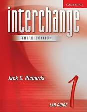 Interchange Lab Guide 1: Level 1 (Interchange Third Edition), Richards, Jack C.,