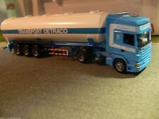 1/87 AWM Scania Transport Detrace Silo-Sattelzug 73681