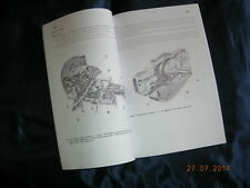 LITTLE HONDA P50 MOPED WORKSHOP MANUAL :1966-72  REG