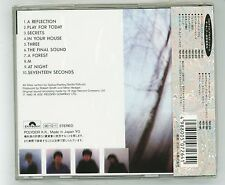 THE CURE Seventeen Seconds CD JAPAN POCP-1873 1990 1ST PRESS NEW SEALED s4298