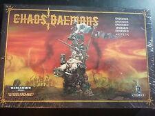 Warhammer GW 40k Chaos Daemons Epidemius Metal NIB Factory Sealed OOP New