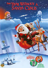 The Year Without a Santa Claus / Rudolph's Shiny New Yeat / Nestor (DVD, 2000)