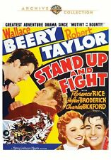 Stand Up and Fight DVD (1939) - Wallace Beery, Robert Taylor, Florence Rice