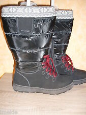 JJ Snowboot Boots / Snow boots XXL Wide calf NEW Size 40 black view