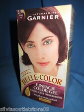 Garnier Belle Color Coloration Einfach Color Gel 5.62 Violett-rot  NEU