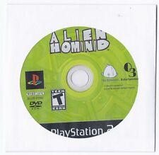 Alien Hominid (Sony PlayStation 2, 2004)