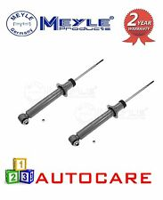 MEYLE - BMW 5 SERIES E39 1996-2000 REAR 2 SUSPENSION SHOCK ABSORBERS SHOCKERS