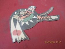 WWII USAAF 23 RD FIGHTER GROUP LEAPING FLYING TIGER  FLIGHT PATCH