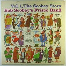 "12"" LP - Bob Scobey's Frisco Band - Vol. 1, The Scobey Story - L5118h"