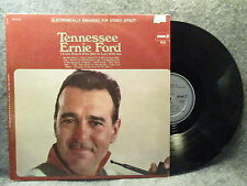 33 RPM LP Record Tennessee Ernie Ford Pickwick 33 Records SPC-3118
