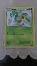Snivy Pokemon Card COMMON [FATES COLLIDE]