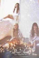 TAETISEO TTS SNSD GIRLS' GENERATION -DEAR SANTA (VER.A)  POSTER IN TUBE