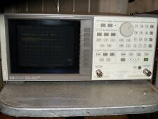 "HP/Agilent 8752C Network Analyzer, 300 kHz to 1.3 GHz "" Working & Calibrated""."