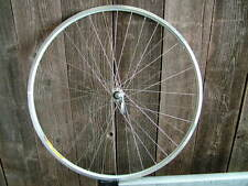 New-Old-Stock 36-Hole ALEX Linus-21 700c Front Wheel w/Shimano Acera Hub