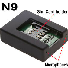 N9 Mini Bug Gsm Wireless Spy Audio Listening Device Hear Sound On Phone Anywhere