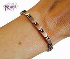 LADIES SUPER STRONG BIO MAGNETIC COPPER  ALLOY HEALING BRACELET ARTHRITIS