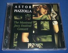 Astor Piazzolla Live at the Montreal Jazz Festival Concert~1984 Performance