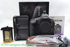 Canon EOS 1DX 18.1MP DSLR - 21300 Actuations - 6 Month Warranty