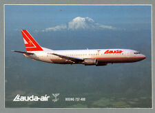 LAUDA Air Austrian  Airlines LOGO Large Size Label Sticker BOEING 737-400