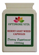 200 ORGANIQUE EPIMEDIUM CAPSULES 1000MG