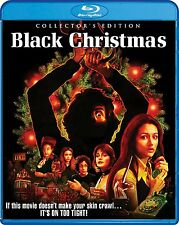 BLACK CHRISTMAS (Olivia Hussey) - BLU RAY - Region A - Sealed