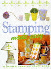 Stamping Made Easy (Crafts Made Easy)  Very Good Book