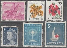 collection of stamps from australia - for your collection or as a gift