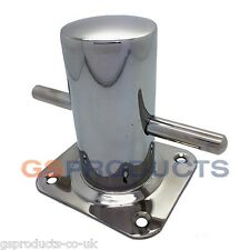 Stainless Steel Cross Bollard Rope Cleat FREE Post & Packaging!!!