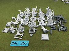 Warhammer Fantasy AoS 19 primed multipart plastic High Elves Archers w/ bits