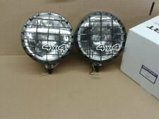 4/4 off/road.spotlights Landrover/Defender 8;inch lights with guards da4088