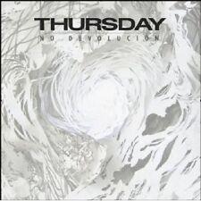 """THURSDAY """"NO DEVOLUCION"""" CD NEU"""