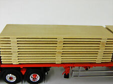 "1:50 scale handcrafted bois planche de charge, demi-charge ""brand new"" code 3"