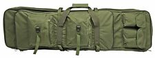 "38"" Rifle Carrying Bag - Green (Tactical Range Hunting Airsoft M4 M16 AR10 AR15)"