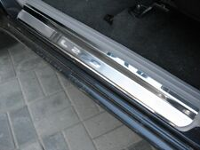 Mitsubishi L200 2006-2014 2pcs Stainless Steel Door Sill Covers Scuff Protectors