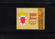Dominican Republic 2008 Santiago City Sc 1457  mint never hinged