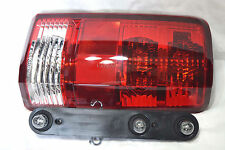 Fit 2007-2011 Dodge Nitro Rear Tail Light Lamp Driver side L W/Light Bulbs