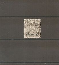 TIMBRE ALLEMAGNE DEUTSCHE KOLONIE GERMAN LEVANT N°5 OBLITERE USED