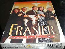 Frasier - The Complete Third Series - DVD - 4 Disc Box Set - Region 2 PAL -2004