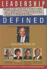 Leadership Defined: In-Depth Interviews with America's Top Leadership Experts (C