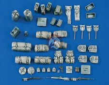 Verlinden 1/35 US Military Vehicle and AFV Stowage and Accessories Set WWII 1565