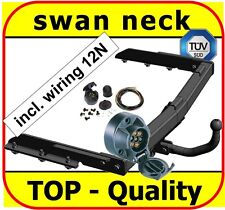 Towbar & Electric 12N Chrysler Voyager / Grand Voyager 2001 to 2008 / swan neck